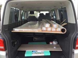 am nagement camion fourgon van combi am nag en bretagne. Black Bedroom Furniture Sets. Home Design Ideas